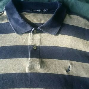 Nautical short sleeve shirt